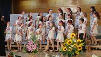 """Junior choir of """"Bodra pesen"""" choir"""
