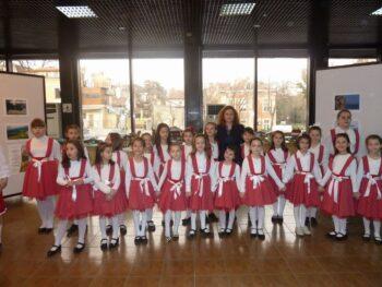 Childrens staff at Dobri Hristov Children\'s choir