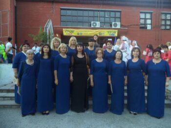Female chamber choir