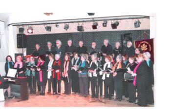 Mixed choir of Filaretos Cultural Association