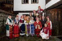 Ezeretz Vocal ensemble at N. J. Vaptsarov-1866 Community Centre