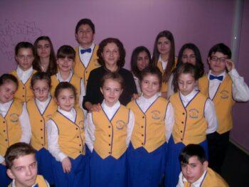Horal Children\'s choir