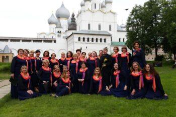 Zhar-Sokol Female choir