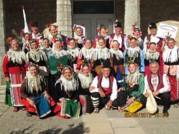The Voices of Dobrudja Mixed folk choir