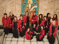 Female chamber choir \