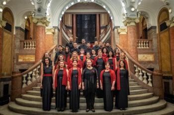 St. Paraskeva Academic Choir at the National Academy of Arts