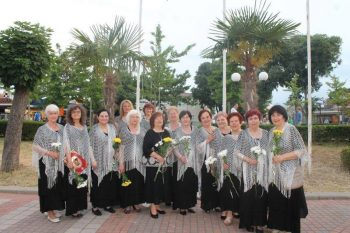 Blagovestie Female Choir at the Church of the Nativity of the Blessed Virgin