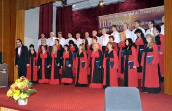 Ioan Dimitrie Chirescu Mixed choir