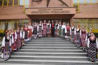 Детски народен хор при  НГХНИ \
