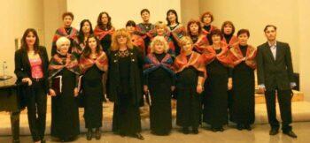Mystica Female Choir Formation