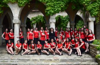 Detska kitka Children's choir