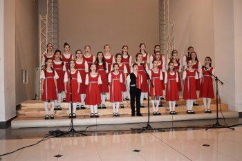 Dunavski valni Children's Choir of CSPD & MCC
