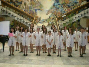 Maestro Zahari Mednikarov Children\'s Choir