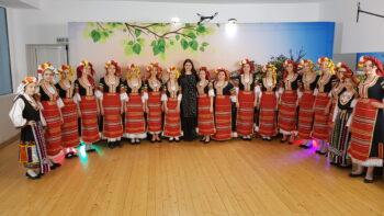 "Children\'s Folk Choir at the High School for Humanities and Arts ""Konstantin Preslavski"""