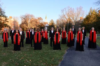 Concert Choir and Chamber Singers of Hanover College