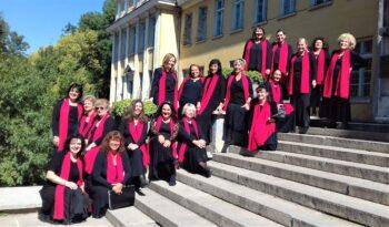"Hristina Morfova Female Choir at the ""Dr. Petar Beron-1926"" Community Center"