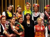 Folk Choir of the National School of  Folk Arts \