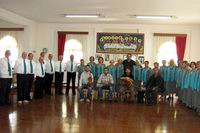 Mixed choir of Folklore Cultural Association of Vasilika