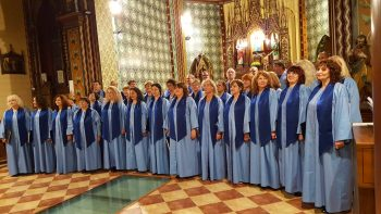 Sexaginta Prista Academic Choir at the University of Ruse
