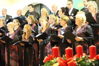 "Petko Staynov Mixed Choir at ""Iskra-1860"" Community Center"