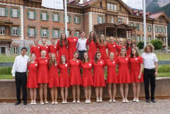 Styvar\'s children\'s choir