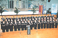 Смесен хор на културен център Терми