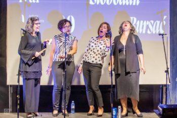 Vita Brevis Vocal quartet